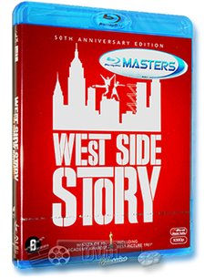West Side Story - Rita Moreno, Russ Tamblyn - Blu-Ray (1961)