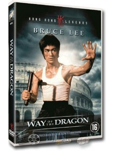 Way of the Dragon - Bruce Lee - DVD (1972)