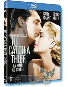 To Catch a Thief - Cary Grant, Grace Kelly - Blu-Ray (1955)