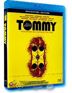 Tommy the Musical - Roger Daltrey - Blu-Ray (1975)