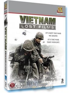 Vietnam Lost Films - HISTORY - Michael C. Hall - Blu-Ray (2011)