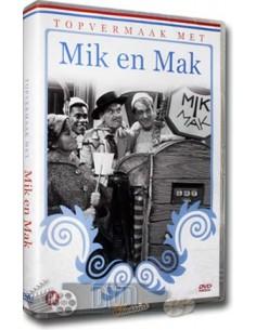 Topvermaak met - Mik en Mak - DVD (2013)