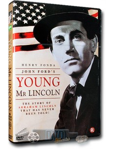 Young Mister Lincoln - Henry Fonda - DVD (1939)