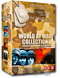 World at War Collection 2 met 3 topfilms!