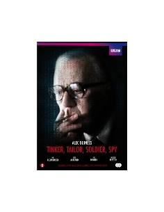 Tinker Tailor Soldier Spy - Alec Guinness - BBC - DVD (1979)