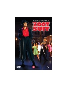 Zoot Suit - Edward James Olmos - DVD (1981)