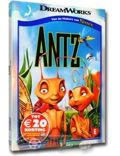 Antz - ook Nederlands/Vlaams gesproken - DVD (1998)