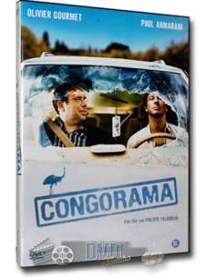 Congorama - Olivier Gourmet, Paul Ahmarani - DVD (2006)
