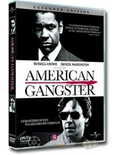 American Gangster - Denzel Washington, Russell Crowe - DVD (2007)