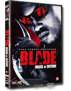 Blade - House of Chthon - Sticky Fingaz, Jill Wagner - DVD (2008)