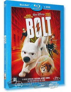 Bolt de nieuwe Disney held - (Nederlands/Vlaams) - Blu-Ray (2008)