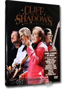Cliff Richard & The Shadows - The Final Reunion - DVD (2009)