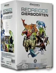 Bedreigde Diersoorten - Discovery - DVD (2011)
