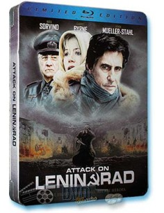 Attack on Leningrad - Mira Sorvino, Gabriel Byrne - Blu-Ray (2009)
