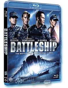 Battleship - Liam Neeson, Taylor Kitsch, Rihanna - Blu-Ray (2012)