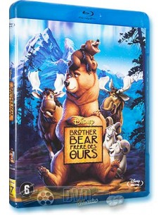 Brother Bear - Walt Disney - Blu-Ray (2003)