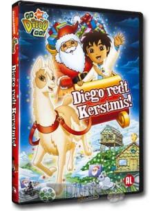 Diego - Diego redt Kerstmis - DVD (2007)