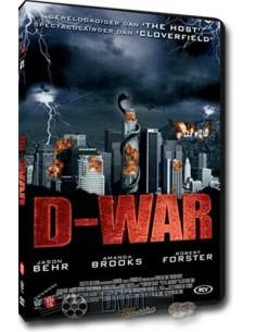 D-War - Jason Behr, Amanda Brooks - DVD (2007)