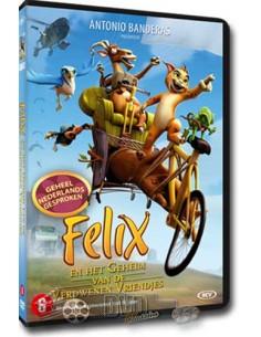Felix en het Geheim van de Verdwenen Vriendjes - DVD (2008)