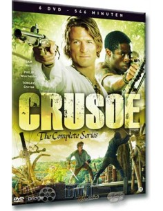 Crusoe - The Complete Series - Sam Neill - DVD (2008)