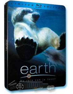 Earth - Alastair Fothergill, Mark Linfield - Blu-Ray (2007)