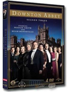 Downton Abbey - Seizoen 3 - Hugh Bonneville - DVD (2012)