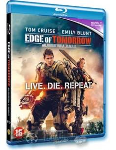 Edge Of Tomorrow - Tom Cruise, Emily Blunt - Blu-Ray (2014)