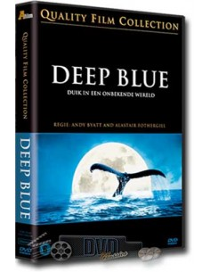 Deep Blue - David Attenborough - DVD (2003)