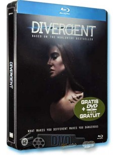 Divergent - Kate Winslet, Ashley Judd - Blu-Ray (2014)