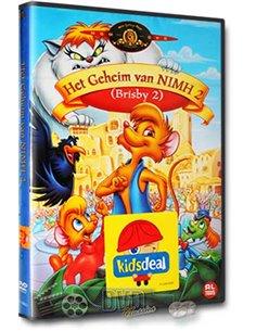 The Secret of Nimh 2 - DVD (1998)