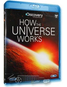 How the Universe Works -  Blu-Ray (2011)