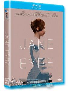 Jane Eyre - Jamie Bell, Judi Dench, Su Elliot - Blu-Ray (2011)
