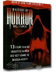 Masters of Horror 1-6 - 31 uur film - [6DVD] - DVD (2005)