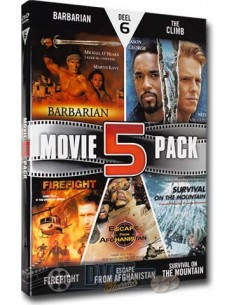 Movie 5 pack  6 (5 films) - DVD