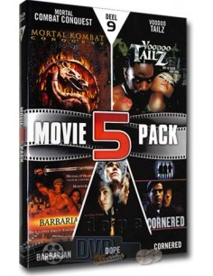 Movie 5 pack  9 (5 films) - DVD