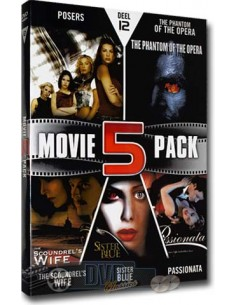 Movie 5 pack 12 (5 films) - DVD (2007)