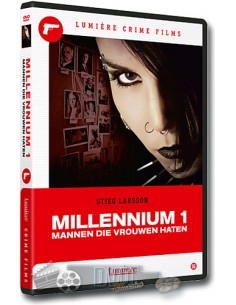 Millennium 1 - Mannen die vrouwen haten - DVD (2009)