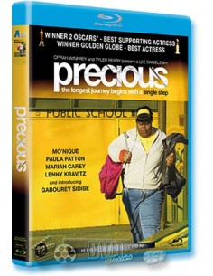 Precious - Mariah Carey, Paula Patton, Lenny Kravitz - Blu-Ray (2009)