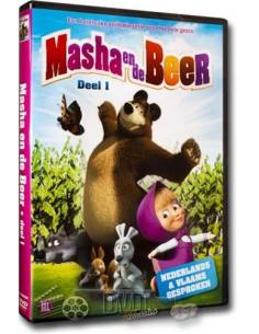 Masha en de Beer 1 - DVD (2009)
