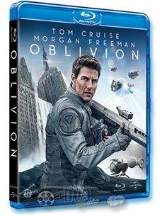 Oblivion - Tom Cruise, Morgan Freeman - Blu-Ray (2013)