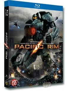Pacific Rim - Idris Elba, Charlie Hunnam - Blu-Ray (2013)