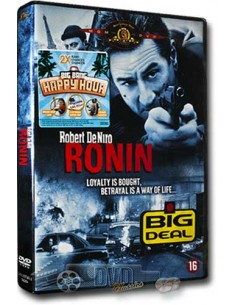 Ronin - Robert de Niro, Jean Reno, Sean Bean - DVD (1998)