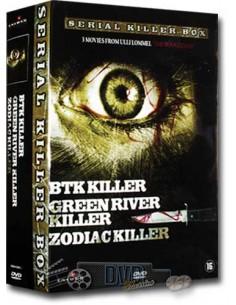 Serial Killer Box [3DVD] - DVD (2007)