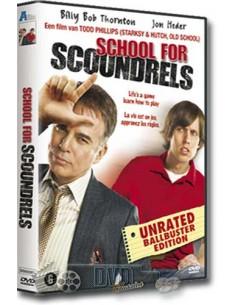 School for Scoundrels - Jon Heder, Billy Bob Thornton - DVD (2006)