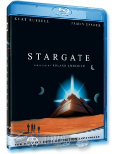 Stargate - Kurt Russell, James Spader, Jaye Davidson - Blu-Ray (1994)