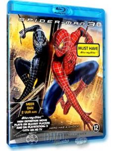 Spider-Man 3 - Tobey Maguire, Kirsten Dunst - Blu-Ray (2007)