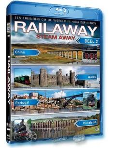 Rail Away - Steam Away 2 - Blu-Ray (2009)