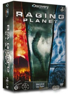 Raging Planet Box - Discovery - DVD (2010)