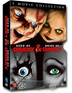 Seed of Chucky / Bride of Chucky - DVD (2010)