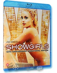 Showgirls - Elizabeth Berkley, Gina Gershon - Blu-Ray (1995)